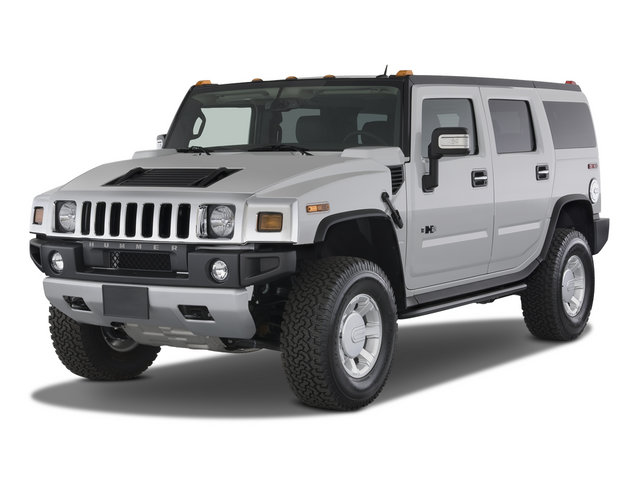 Rent a Hummer H2 car in Crete