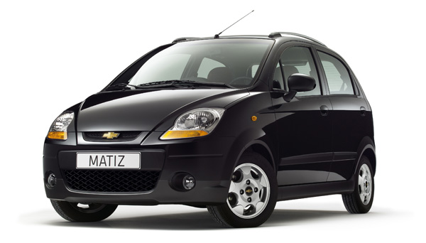 Rent a Chevrolet Matiz 1000cc or similar car in Crete