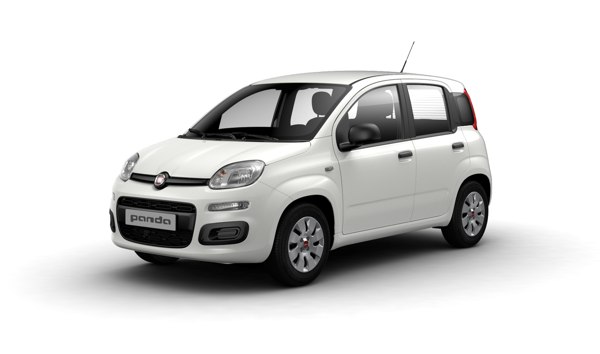 Rent a Fiat Panda  or similar car in Crete