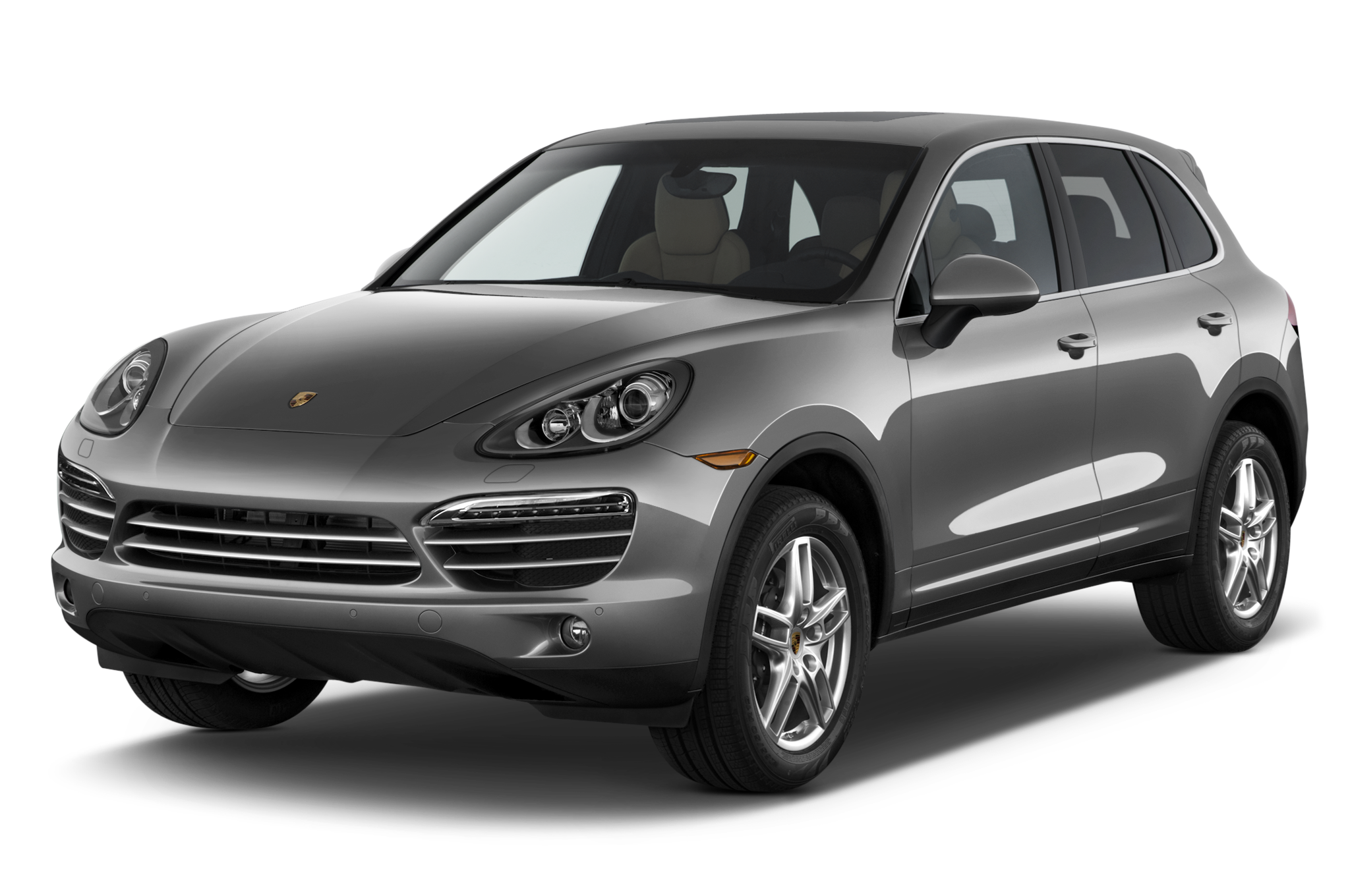 Rent a Porche Cayenne car in Crete