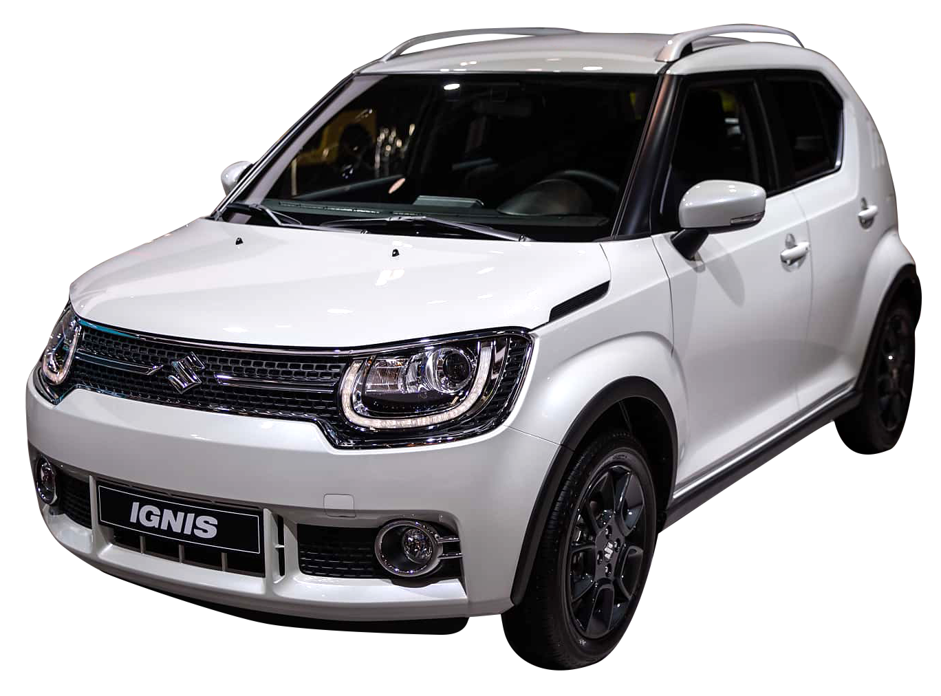 Rent a Suzuki Ignis 4x4 2019 car in Crete